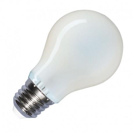 V-Tac 6W LED Pære - Kultråd, materet, A60, E27