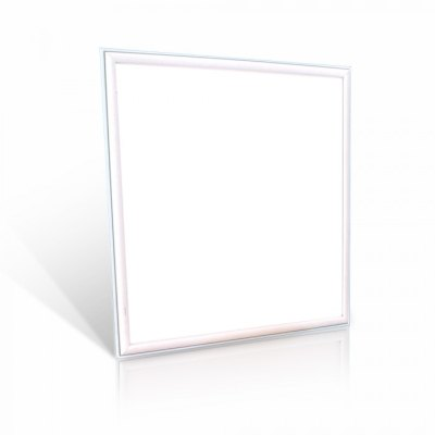 Image of   LED Panel 60x60 - 45W, 5400lm, 120lm/w, hvid kant - Kulør : Neutral, Dæmpbar : Ved tilkøb