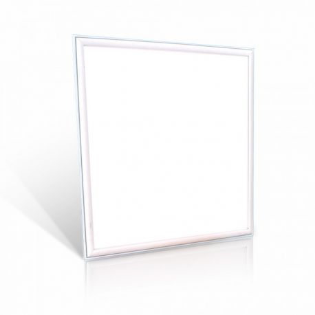 LED Panel 60x60 - 45W, 5400lm, 120lm/w, hvid kant