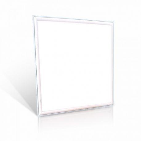 V-Tac 60x60 LED panel - 45W, 5400lm, 120lm/w, hvid kant
