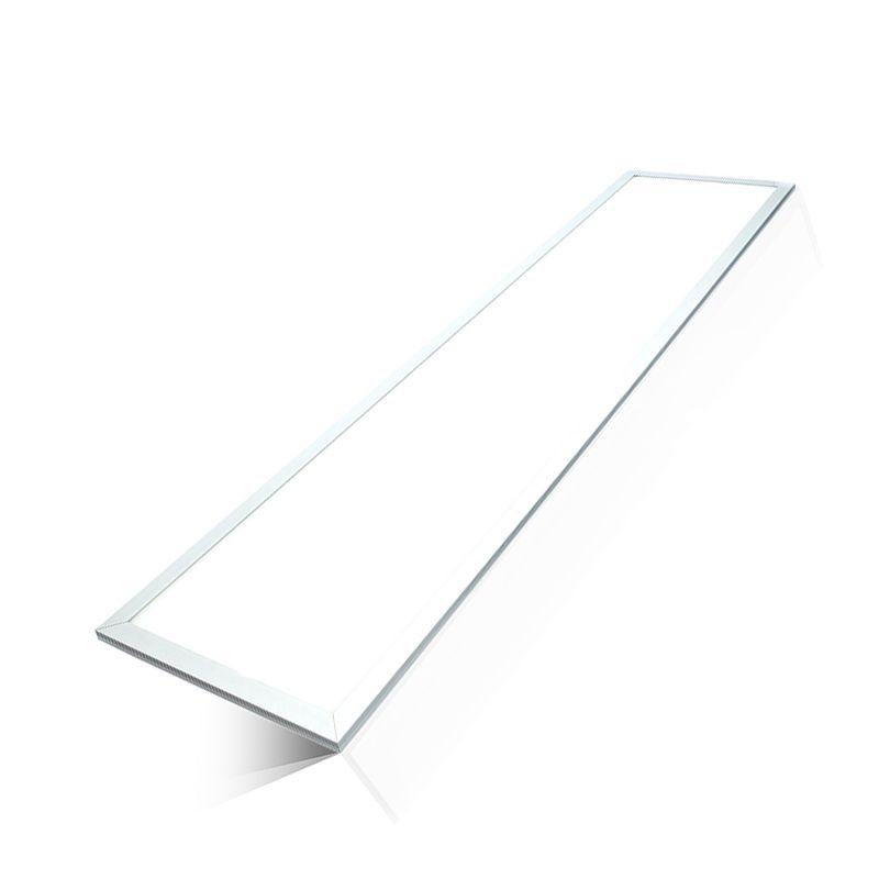 120x30 29w led panel 3600lm hvid kant. Black Bedroom Furniture Sets. Home Design Ideas