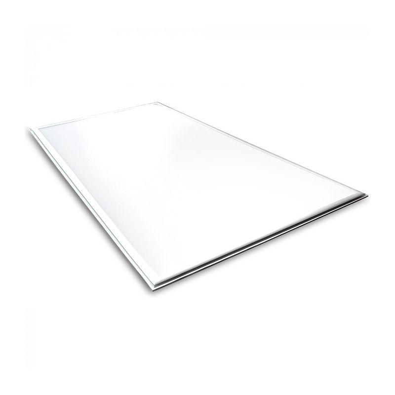 120x60 72w led panel 5700lm hvid kant. Black Bedroom Furniture Sets. Home Design Ideas