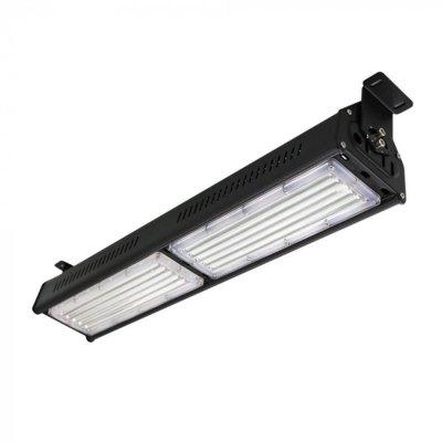 Image of   V-Tac 100W LED high bay Linear - IP44, 3 års garanti - Kulør : Neutral, Dæmpbar : Ikke dæmpbar