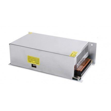 Strømforsyning 24V DC, 600W / 25A