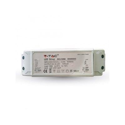 Image of   29W driver til LED panel - Flicker free, passer til vores 29W LED paneler - Dæmpbar : Ikke dæmpbar