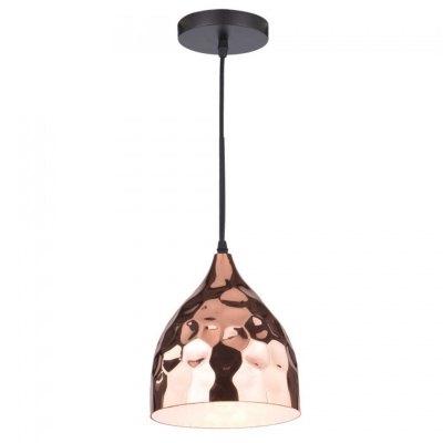 Billede af V-Tac Rose Guld Pendel lampe - Ø170, E27