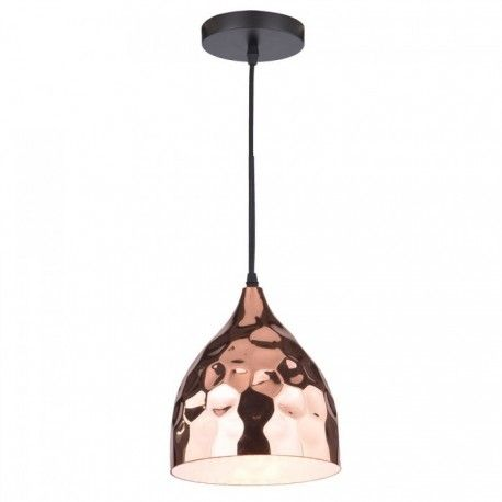V-Tac Rose Guld Pendel lampe - Ø170, E27
