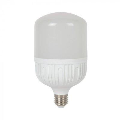 Image of   V-Tac 24W LED kolbepære - T100, E27 - Kulør : Varm, Dæmpbar : Ikke dæmpbar