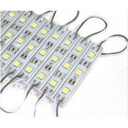 12V Vandtæt LED modul - 0,72W, IP67, Perfekt til skilte og special løsninger