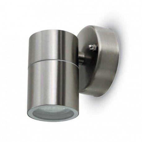 V-Tac væglampe - IP44 udendørs, GU10 fatning, uden lyskilde