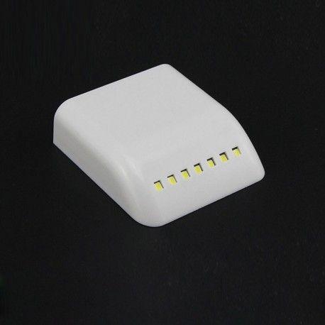LED skabslampe - Med batteri, sensor slukker automatisk