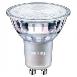GU10 LED pærer Philips Master DimTone / WarmGlow - 3,7W, dæmpbar, 230V, GU10
