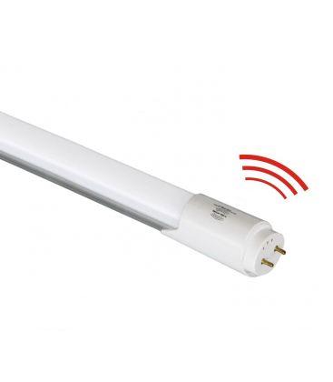 LEDlife T8-SENS150M - 0-100%, 22W LED rør med mikrobølge sensor, 150 cm