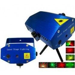 Disco.r+g: Disco Laser - rød og grøn