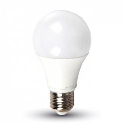 VT-209: V-Tac 9W LED pære - Samsung Chip, 200 grader, A60, E27