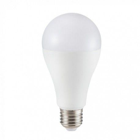 V-Tac 17W LED pære - Samsung LED chip, A65, E27