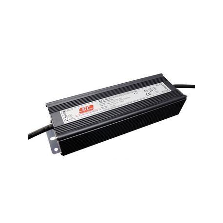 Strømforsyning dæmpbar - 50W, 12V DC, IP67 vandtæt