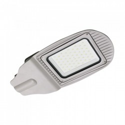 V-Tac 50W LED gadelampe - IP65, 4000lm
