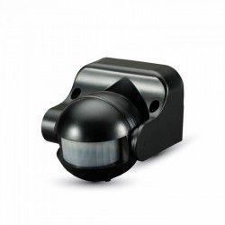 V-Tac infrarød bevægelsessensor - Sort, IP44 udendørs