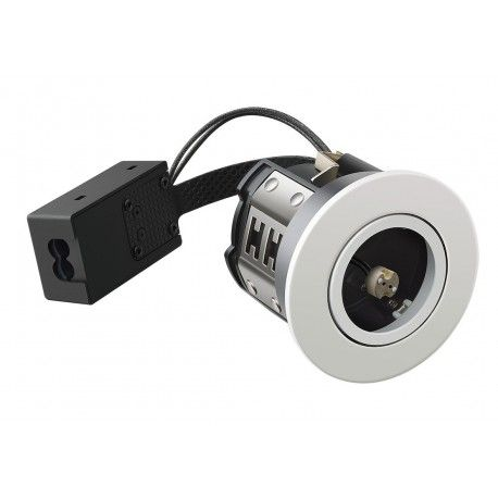LEDlife Inno88 - MR16, mat hvid, IP44, godkendt i isolering