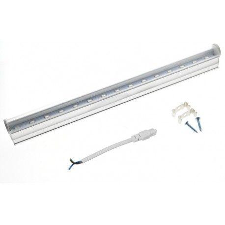 Komplet LED vækstrør med armatur, 120cm, 15W