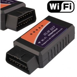 obd.wifi: IPhone OBDII WIFI Trådløs bil fejlkodelæser