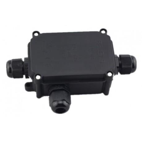 Vandtæt samlebox - Til videresløjfning, IP65