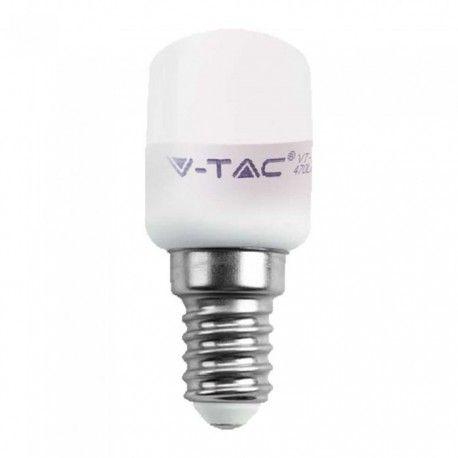 V-Tac 2W LED pære - Samsung LED chip, køleskabspære, E14