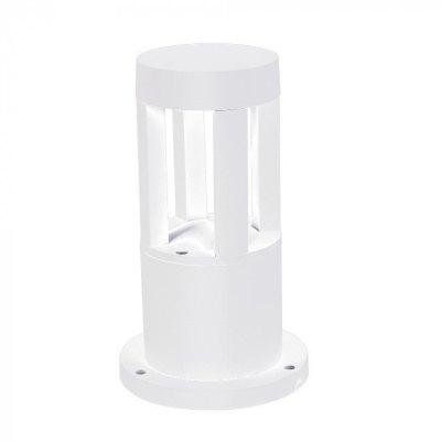 Image of   V-Tac 10W LED havelampe - Hvid, 25 cm, IP65, 230V - Kulør : Varm, Dæmpbar : Ikke dæmpbar