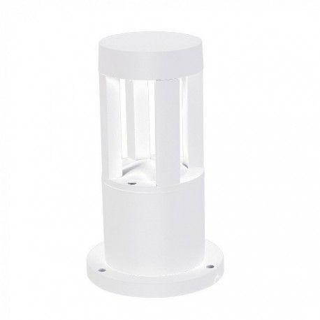 V-Tac 10W LED havelampe - Hvid, 25 cm, IP65, 230V