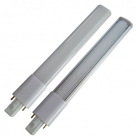 LEDlife G23-DIRECT8 LED pære - HF ballast kompatibel, 8W