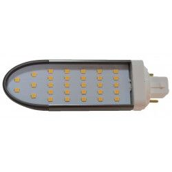 ll.G24Q-DIRECT13.120dg: LEDlife G24Q-DIRECT13 LED pære - HF ballast kompatibel, 120°, 13W