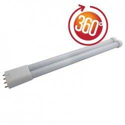 2G11 LED rør LEDlife 2G11-PRO54 360° - LED lysstofrør, 19W, 54cm, 2G11