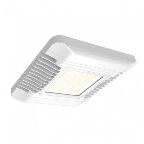 V-Tac 150W LED lampe til tankstationer - Samsung LED chip, IP66, 230V