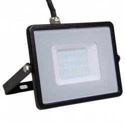 V-Tac 30W LED projektør - Samsung Chip, Arbejdslampe, udendørs