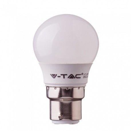 V-Tac LED pære - Samsung Chip, 5.5W, G45, B22
