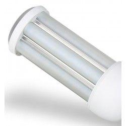 GX24Q LED pære - 18W, 360°, mat glas