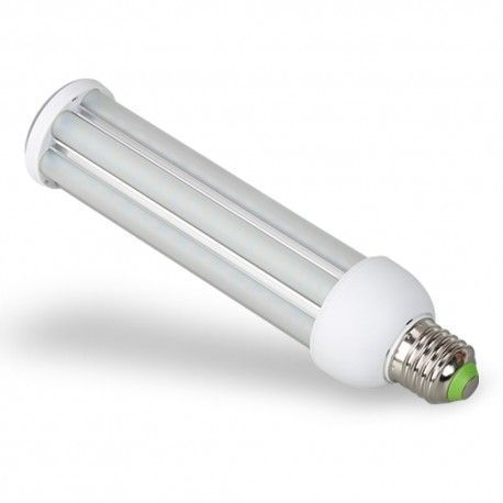 E27 LED pære - 30W, 360°, mat glas