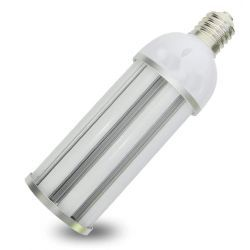E40 led pærer LEDlife MEGA54 - 54W, dæmpbar, mat glas, varm hvid, IP64 vandtæt, E40