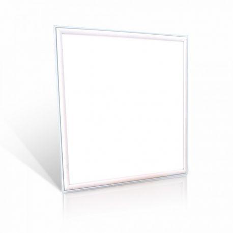 60x60 36W LED panel - 4320lm, 120lm/w, hvid kant