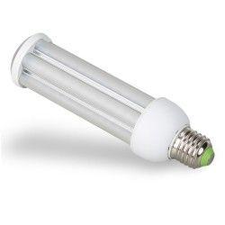 E27 Stor fatning E27 LED pære - 13W, 360°, mat glas