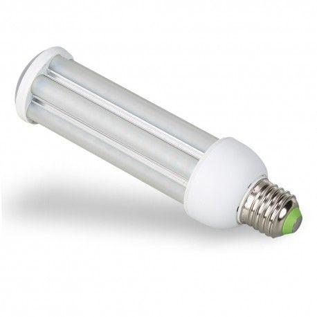 E27 LED pære - 13W, 360°, mat glas