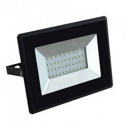 V-Tac 30W LED projektør - Arbejdslampe, udendørs