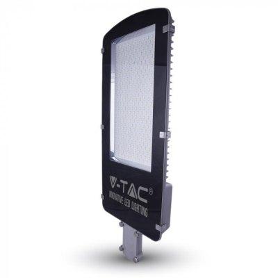 Image of   V-Tac 100W LED gadelampe - IP65, 120lm/w - Kulør : Varm, Dæmpbar : Ikke dæmpbar