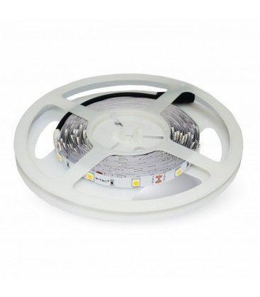V-Tac 10,8W/m LED strip - 5m, IP21, 60 LED pr. meter