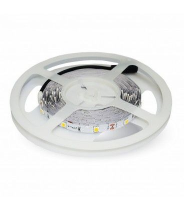 V-Tac 9,6W/m LED strip - 5m, IP21, 60 LED pr. meter