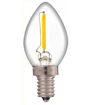 LEDlife 0,5W mini pære - Dæmpbar, 230V, E14
