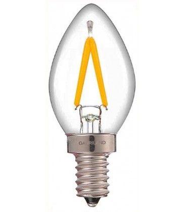LEDlife 1W mini pære - Dæmpbar, 230V, E14