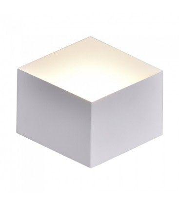 V-Tac 3W LED væglampe - Hvid, IP20 indendørs, 230V, inkl. lyskilde