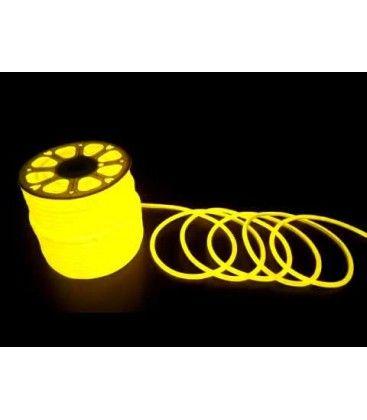 Gul D16 Neon Flex LED - 8W pr. meter, IP67, 230V